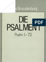 Das lebendige Wort - Band 13 - Die Psalmen 1-72
