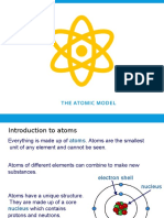The-Atomic-Model ppt