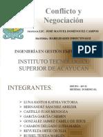 93963638-Conflicto-y-negociacion.pptx