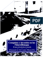 LIBRO_Conquista e invasion en Futawillimapu.Historia mapuche huilliche- Alejandro Cárcamo Mansilla