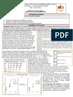 Guía Hibridación en La Química Orgánica.