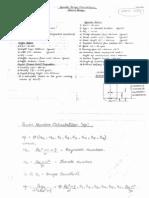 Agitator Design Calculation