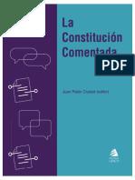 Zambrano, F. (2020) La Constitución comentada_Formación de la ley