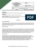 GUIA TALLER GRADO DECIMO FILOSOFIA 2020