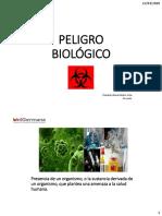 10. Peligro Biologico