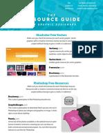 GraphicDesignMasterclass-ResourcesGuide-UPDATED-OCT2019