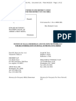 Fox News, Zimmerman, Rich, et. al. Motion to Reconsider