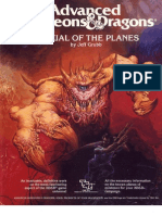 TSR 2022 - Manual of the Planes