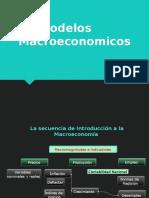 III.  TEMA Modelos Macreoeconomicos