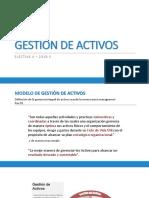 GESTION DE ACTIVOS