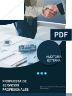 Modelo de propuesta para servicios de auditoria externa (1)