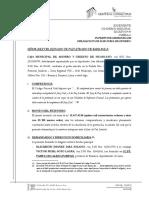 DEMANDA OGLIGACION DE DAR SUMA DE DINERO - ESPEJO abogados