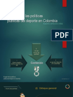 CUAL ES EL PAPEL DE UNA POLITICA PUBLICA DEL DEPORTE
