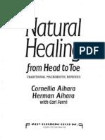 Natural Healing From Head to Toe-Macrobiotics