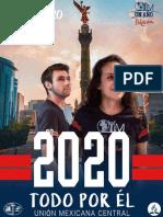 OYIM 2020 _TODO POR ÉL_
