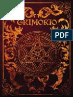 Labyrinth Lord - Grimorio