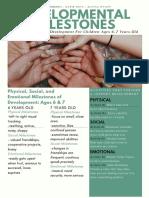 developmental milestones newsletter  1
