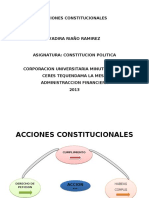 ACCIONES CONSTITUCIONALES YYY