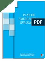 PLAN DE EMERGENCIA Y EVACUACIÒN DE LA TIENDA LA VIÑA DE GAIRA.doc