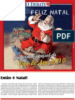 ODebate Caderno Natal