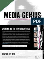 Media Genius Study Guide