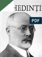 Simion Mehedinti - Crestinismul Romanesc(PDF Text)