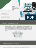 RETENCION EN LA FUENTE POR SERVICIO DE TRANSPORTE.pptx