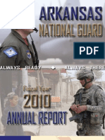 Arkansas National Guard 2010 Annual Report