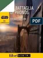 Star Wars - 04 - La Battaglia di Phonos