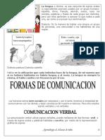 Taller de Español 1. Comunicacion