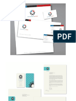 Stationery Examples