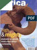 travel africa interview
