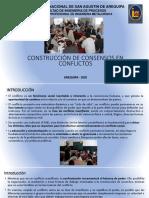 10 CONSTRUCCIÓN DE CONSENSOS EN CONFLICTOS AMBIENTALES