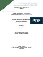 informe diversidad microbiana