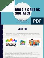 AGREGADOS y grupos SOCIALES