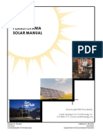 Pennsylvania Solar Manual