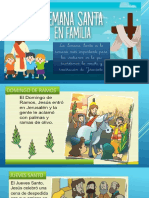 La Semana Santa Diapositivas