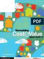 Los Angeles 2010 Cost Versus Remodeling Report from the Christophe Choo Real Estate Group