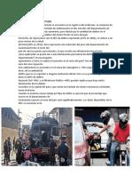 Violencia en Guatemala