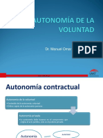 autonomia de la volutnad- PRIMERA CLASE.pdf