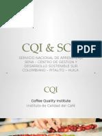SCA Y CQI