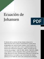 Ecuación de Johansen.pptx