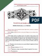 Strastnic Greco-Catolic_ Saptamana Mare - Joi