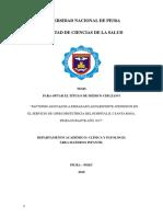 Tesis de La Universidad Nacional de Piura- Factores Asociados Al Embarazo Adolescente