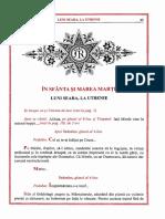 Strastnic Greco-Catolic_ Saptamana Mare - Marti