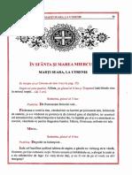 Strastnic Greco-Catolic_ Saptamana Mare - Miercuri