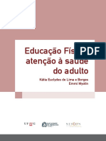 BORGES 2019 EDUCACAO FISICA  - ATENCAO A SAUDE DO ADULTO