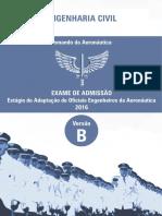 FAB - ENGENHARIA CIVIL - VERSÃO B 2016