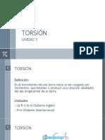 TORSIÓN - Virtual