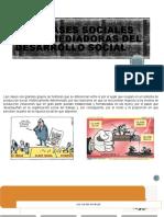 LAS CLASES SOCIALES COMO MEDIADORAS DEL DESARROLLO SOCIAL